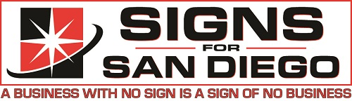 Signs for San Diego - Frank Murch